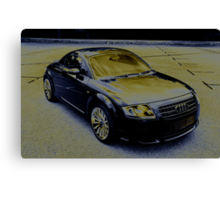 Audi TT Quattro Sport Coupe 2005 Canvas Print