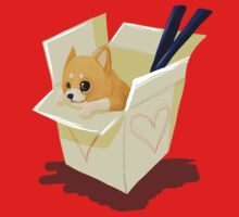 Take-out Puppy by Chrissy Noquet