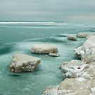 Ice Islands by SilverCatPh