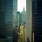 Manhattan View by jscherr