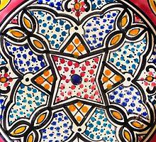Arabic Ceramic by Steve Outram