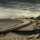 Minehead beach by Rob Hawkins