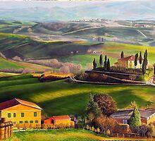 Tuscany by jsalozzo