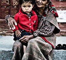 Children of Manali by rnegi