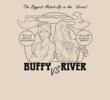 Buffy vs River T-Shirt