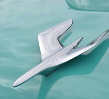"""Packard Hood Ornament"" by Lynn Bawden"