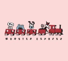 the monster express by Matt Mawson