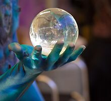 Crystal Ball by Samantha Pack