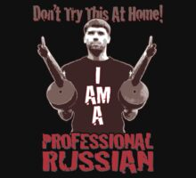 Professional RUSSIAN by Adam Campen