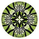 Spring Serenade Mandala by Pam Blackstone
