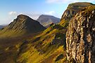 Trotternish Ridge (1) by Karl Williams