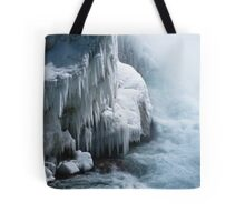 Power Has No Fear of the Cold Tote Bag