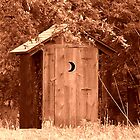 Outhouse by Sheryl Gerhard