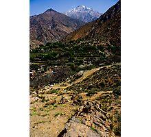 Berber Village Photographic Print