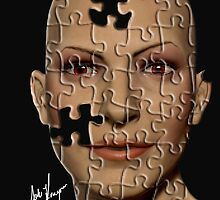 Puzzle Head by John Thompson