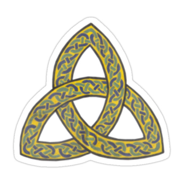 Celtic Trinity Knot by thropots