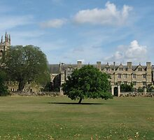 Merton College Oxford by Andre090904