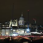 St Paul's cathedral close up by Andre090904