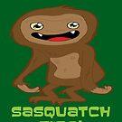 Sasquatch time! by mylittlenative