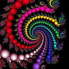 Psychedelic Spirals by John Dalkin