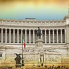 Monument to Vittorio Emanuele II . ROME by terezadelpilar~ art & architecture