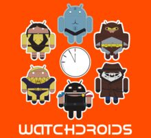 Watchdroids Kids Clothes