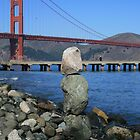 Golden Gate Bridge by heidi-bee