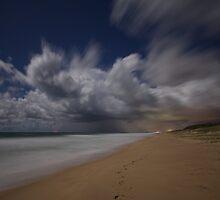 Moonlit Storm by BradBaker