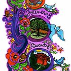 Emblemata Wishes - Color by Lori Elaine Campbell