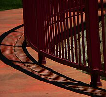 Curve Shadow by Lenore Senior