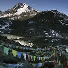 Gosaikunda Lake - Langtang National Park, Nepal by Marty Samis