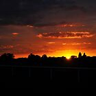 Sunset at Sandown by Durotriges
