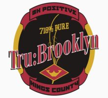 TRU-BROOKLYN by bluebaby