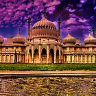The Royal Pavilion  by LudaNayvelt