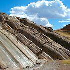 Rodadero Hill at Sacsayhuaman - Cusco, Peru by Edith Reynolds