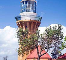 Barrenjoey Lighthouse,Palm Beach,Sydney,Australia by martinberry
