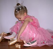 Big Girl's Shoes by SharonD