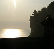 Spirits of the Sea - Uluwatu Temple, Bali by chijude