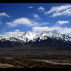 Ladakh Himalayan Range by Vivek Bakshi