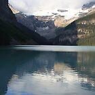 lake louise,canada by milena boeva