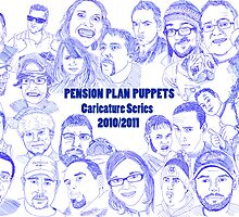 PPP Caricature Series 2010/1011 by Graham Beatty
