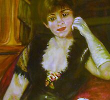 After Renoir by Richard Nowak