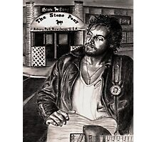 Bruce Springsteen Photographic Print