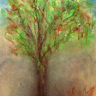 Windy Tree... by Christina Rodriguez