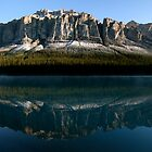 Malign Lake, Canada by bluehorizons