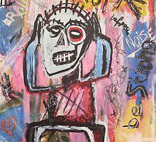 Untitled (Noise) by Bela-Manson
