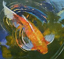 Water Ripples by Michael Creese