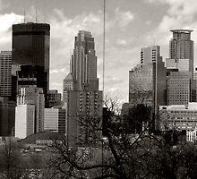 Window to Minneapolis by shutterbug2010