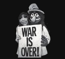 War Is Over (The Muppets / John Lennon) Kids Clothes