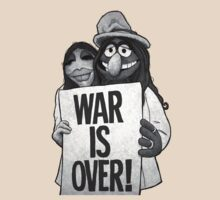 War Is Over (The Muppets / John Lennon) T-Shirt